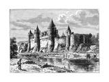 Josselin Chateau  France  1898