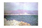 Gulf of Antibes  1888