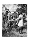 Paying Rent in Saxon Times