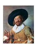 The Merry Drinker  1628-1630