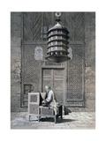 Tomb Door  Mosque of Sultan Barquq  19th Century