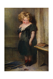 A Naughty Child  19th Century