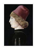 A Young Man  C1460