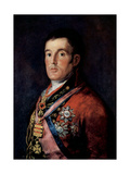 Portrait of Field Marshal Arthur Wellesley  1st Duke of Wellington  C1814