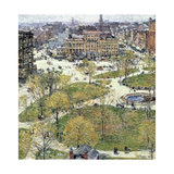 Union Square in Spring  1896