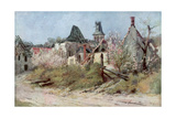 In the Village of Craonnelle  9th May 1917  1917