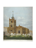 Church of St Paul  Shadwell  London  C1810