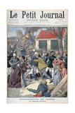 The Legation Deliver  Boxer Rebellion  China  1900