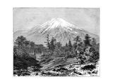 Mount Fuji  Japan  19th Century