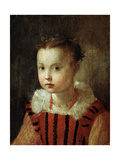 Portrait of a Girl  16th or Early 17th Century