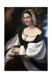 Portrait of a Woman  C1518
