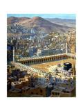 View of Mecca  from La Vie De Mohammed  Prophete D'Allah  C1880-C1920