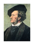 Richard Wagner (1813-188)  German Composer  Conductor  and Essayist  Late 19th Century