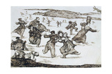 Skaters  Between 1812 and 1823