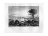 Boston and Bunker Hill  Massachusetts  1855
