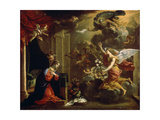 The Annunciation  17th Century