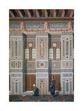 Main Room  Mosque of Ahmed El-Bordeyny  19th Century