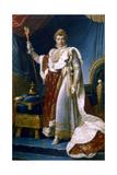 Napoleon I Emperor of France  1804