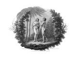 Adam and Eve  1796