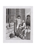 A Whistling Shop : Tom and Jerry Visiting Logic  on Board the Fleet  Fleet Prison  London  1821