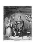 Magog's Courtship  1840