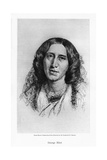 George Eliot  English Novelist  19th Century