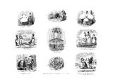 Various Cartoons  1829