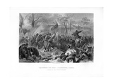 Charge of General Smith's Division  Capture of Fort Donelson  Tennessee  1862-1867