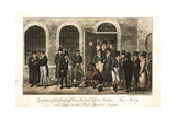 Tom  Jerry and Logic in the Press Yard  Newgate Prison  London  1821