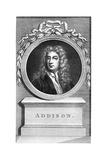 Joseph Addison  English Politician and Writer