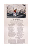 Purity of the River Thames  1832