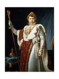 Portrait of Emperor Napoléon I Bonaparte  C1804