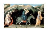 Flight into Egypt  1423