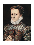 Princess Elizabeth of Austria  C1571