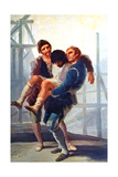 The Injured Mason  1786-1787