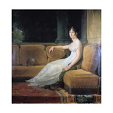 Empress Josephine at Malmaison  C1801