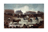 A Village Bullfight  C1812-1814