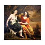 Bacchus and Ariadne  1664