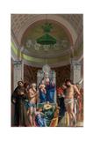 San Giobbe Altarpiece  C1478