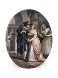 Scene from Shakespeare's Romeo and Juliet