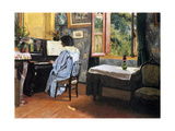 Lady at the Piano  1904