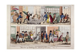 Walking the Streets of London  1818