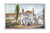 The Queen's Head and Artichoke Inn  Regents Park  London  C1810