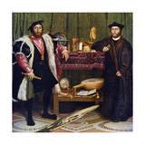 The Ambassadors  1533