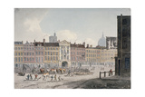 Smithfield Market  City of London  1810