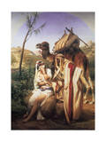 Judah and Tamar  1840