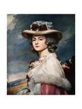 Mrs Davies Davenport  1782-1784