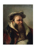 Portrait of an Old Man  1750-1770