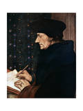 Desiderus Erasmus (1497-154)  Dutch Humanist and Scholar  1523