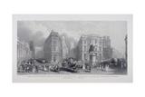 Bank of England  Threadneedle Street  London  (1840)